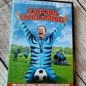 Other - Kicking and Screaming DVD